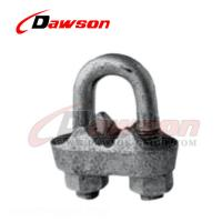 China BS462 Hot Dip Galv. Malleable Wire Rope Clips on sale