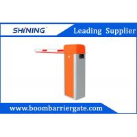 Wholesale Full Automatic Electical Traffic Boom Barrier Gate with Vehicle Detector from china suppliers