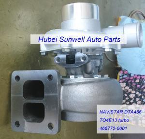 NAVISTAR DTA466 engine turbo 466772-0001