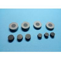 Quality Self Supported Polycrystalline Diamond Dies , Metal Wire Drawing Diamond Dies for sale