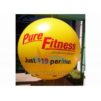 Wholesale Weather Resistant Printed Helium Balloons Sphere / Printed Cloud Buster from china suppliers