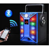 China Portable speaker with Bluetooth+Handsfree+Aux-in/FM/TF/USB wholesale