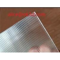 Buy cheap Cylinder Polystere lenticular sheet 20LPI material 3mm Thickness Plastic from wholesalers
