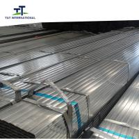 Wholesale 40*80 Galvanized Rectangular Tubing Non Alloy Material With SGS Certification from china suppliers