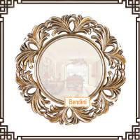 Wholesale European antique resin new style mirror decorative console wall mirror A0569KY from china suppliers