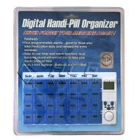 7 Days Pill Box with Digital Timer