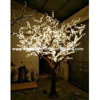 Wholesale outdoor artificial trees with lights from china suppliers