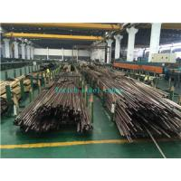 China Condenser Straight Copper Nickel Tubes Gr CuNi90 10  C70600 ASTM B111 Standard wholesale
