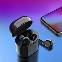 Buy cheap MX TWS Bluetooth Earphone True Wireless Earbuds with 1200 mAh Charging case from wholesalers