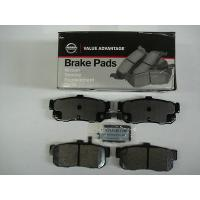 Auto Parts Supplier OE Quality Brake Pads for Nissan TB156