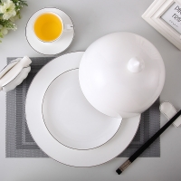 Wholesale 33.5cm Porcelain China Dinnerware Sets from china suppliers