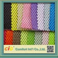 Quality Honeycomb Foam poly mesh fabric for Car Seat Cover and Chairs for sale