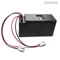 Wholesale 4KW LiFePO4 Deep Cycle Golf Cart Battery Fast Charge / Discharge With BMS from china suppliers