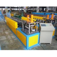 Buy cheap U Angle Roll Forming Machine,6000x800x1200mm Size Metal Forming Machinery from wholesalers