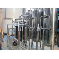 Wholesale Mineral Drinking / Drinkable Water UF / Hollow Fibre Ultra Filter Equipment / Plant / Machine / System / Line from china suppliers