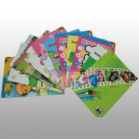 Wholesale Boardbook Binding Art Paper Coloring Book Printing , Full Clour Offset Printing from china suppliers
