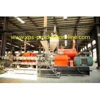 Automatic Single Screw XPS Machine 150 / 200 for Extruded Styrofoam Sheets