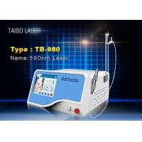 China Newest Painless Spider Vein 980nm Diode Laser Vascular Removal Machine wholesale