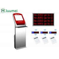 Wholesale Digital Signage Queue Ticket Dispenser Machine Led Counter Display from china suppliers