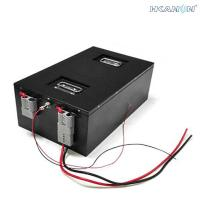 Wholesale 500AHA Electric Forklift Battery , 80 Volt Forklift Battery 600Ah 50KWH from china suppliers
