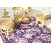 Wholesale Polyester Fiber Bedroom Floor Rugs Underlay Felt Eco - Friendly from china suppliers