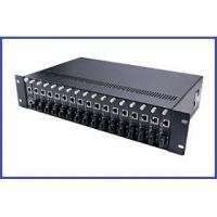 Buy cheap Managed Chassis Media Converter from wholesalers