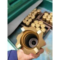 Wholesale High Speed Rock Magnetic Retractable Drill Bit Golden Color 34-115mm Dia from china suppliers