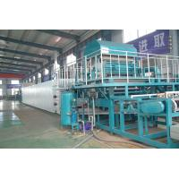Wholesale Rotary Waste Paper Egg Tray Machine , Egg Tray Production Line from china suppliers