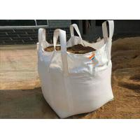 Wholesale Big Bag/Bulk Bag PP Woven Materials for Sand Building material /Ore material from china suppliers