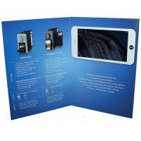 Wholesale SZ Video Greeting Card Custom TFT LCD Screen Magnet Switch Touch Buttons from china suppliers