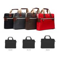 Wholesale Laptop Shoulder Bag 13.3-14.1-15.6 Inch Notebook Briefcase Messenger Bag for Dell Alienware / Macbook / Lenovo / HP from china suppliers