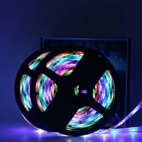 Buy cheap 30LEDs/m DC12V SMD5050 4.8W/M Color Changing LED Strips from wholesalers