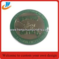 China Military challenge coins chape wholesale,custom metal challenge military coins on sale
