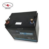 Wholesale CC 12V 35Ah LiFePO4 Lithium Phosphate Battery For Bike Scooter from china suppliers