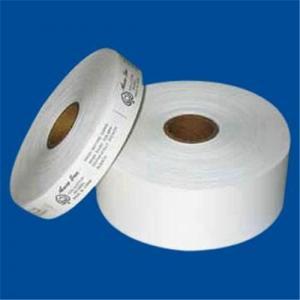 Wholesale Coated nylon taffeta barcode label ribbon from china suppliers