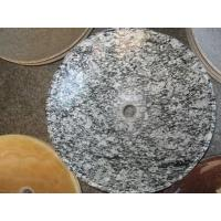 Wholesale Spary white granite sinks from china suppliers