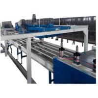 Wholesale Fully Automatic Board Making Machine For Interior Fiber Cement Building Finishing from china suppliers