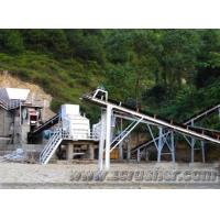 80T/ H-100T/ H Stone crushing line