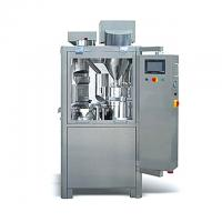 Wholesale Touch Pharmaceutical Capsule Filling Machine Stainless With PLC Control from china suppliers