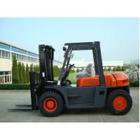 Wholesale Automatic 6 Wheel Forklift , Material Handling 5 Ton Lifted Diesel Trucks from china suppliers