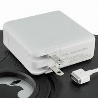 60W Charger for iPad, with Changeable Plug, Good for US, BSI, GS, PSE, SAA or China
