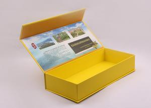 Wholesale Eco Friendly Full Color Printing Matt Cardboard Magnetic Gift Box Packaging from china suppliers