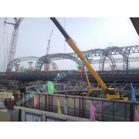 Wholesale Customized Prefabricated Pipe Metal Truss Buildings Grandstands And Sports Stadiums from china suppliers