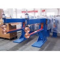 Wholesale Wash Basin Auto Welding Machine , 75KVA Adjustable Roller Degree Spot Welding System from china suppliers
