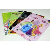 Wholesale Home Recyclable Saddle Stitch Book Binding , Children Story Book Printing from china suppliers