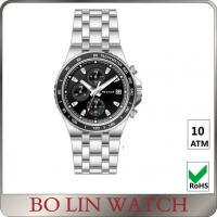 Multifunction Solid 316 Stainless Steel Automatic Watches For Diving OEM