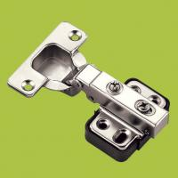 Wholesale free samples furniture hardware cold-rolled steel hinge  half-overlay from china suppliers