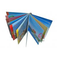 Wholesale Die cutting 4C / 4C 157GSM chrome paper English story Custom Childrens Book Printing from china suppliers