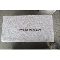 Wholesale Flamed G682,Sunset gold,Rusty yellow,Yellow granite kerbstone,granite curbstones from china suppliers