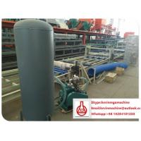 Wholesale Agricultural Straw Board Machine , Fire Proof Wheat Lightweight Wall Panel Machine from china suppliers